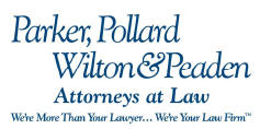 Parker, Pollard, Wilton, and Peaden - Attorneys at Law
