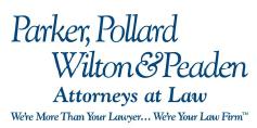 Parker, Pollard, Wilton, and Peaden - Attorneys at Law